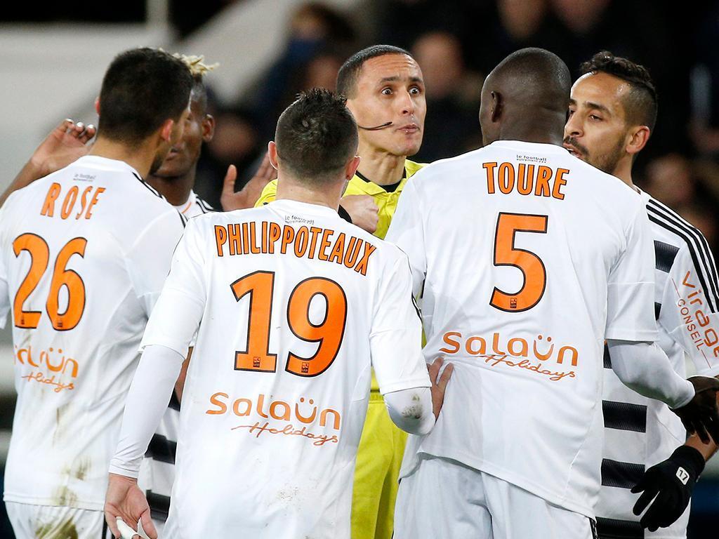 PSG-Lorient (Lusa)