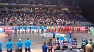 A Portuguesa a ecoar no Arena de Belgrado