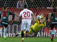 Sevilha vs Celta de Vigo (EPA)