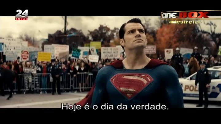 «Batman vs Super-Homem: O despertar da justiça»