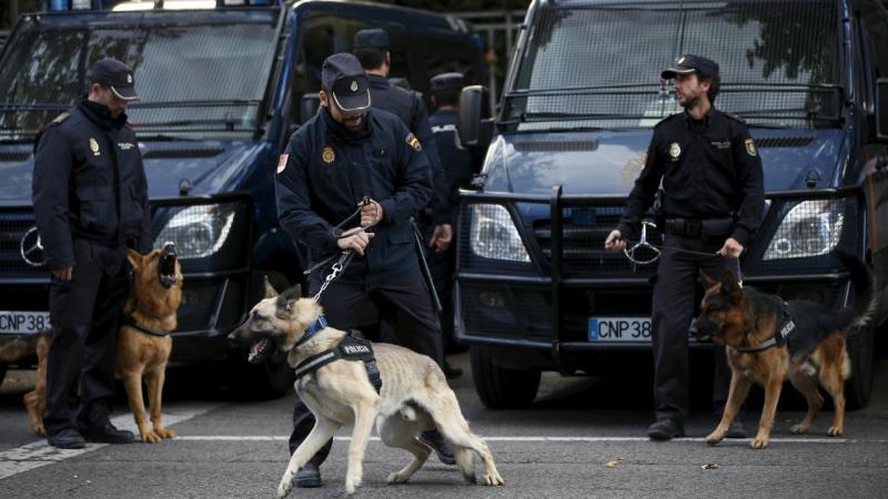 Polícia - Espanha
