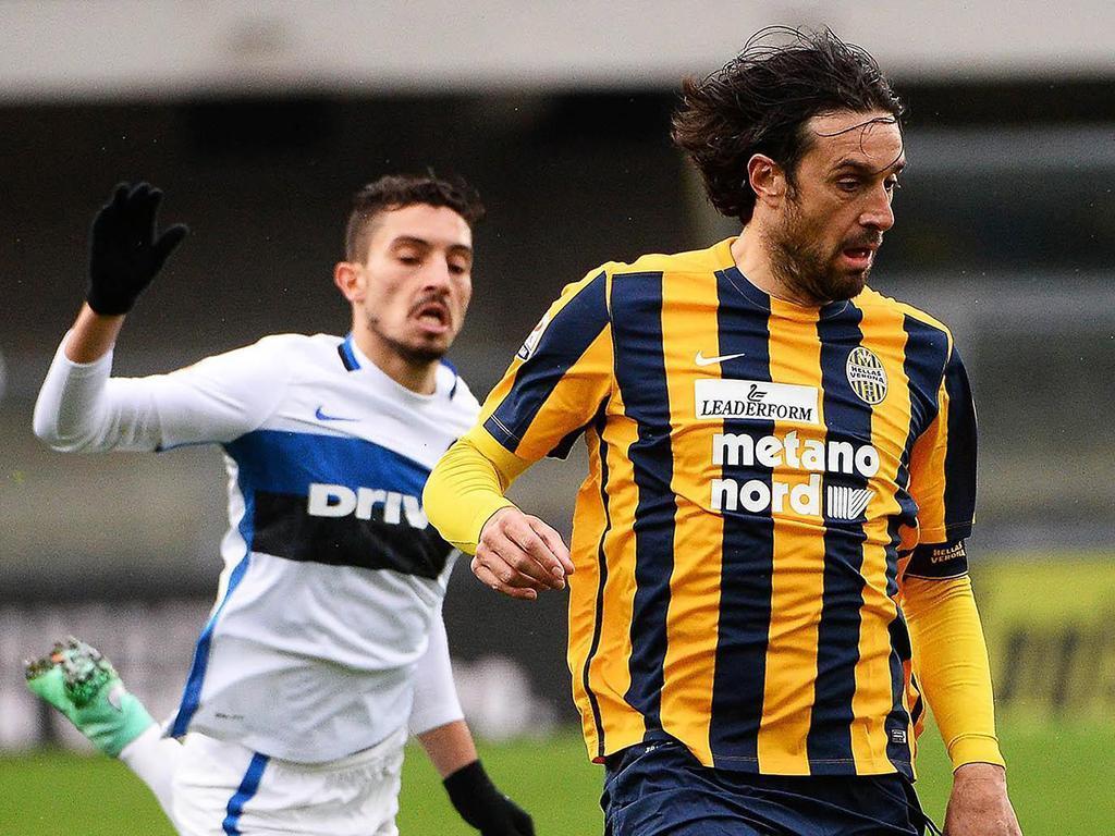 Verona-Inter (Lusa)