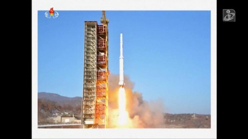 Comunidade internacional condena lançamento de míssil da Coreia do Norte