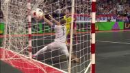 Sérvia nas meias-finais com golo no último segundo