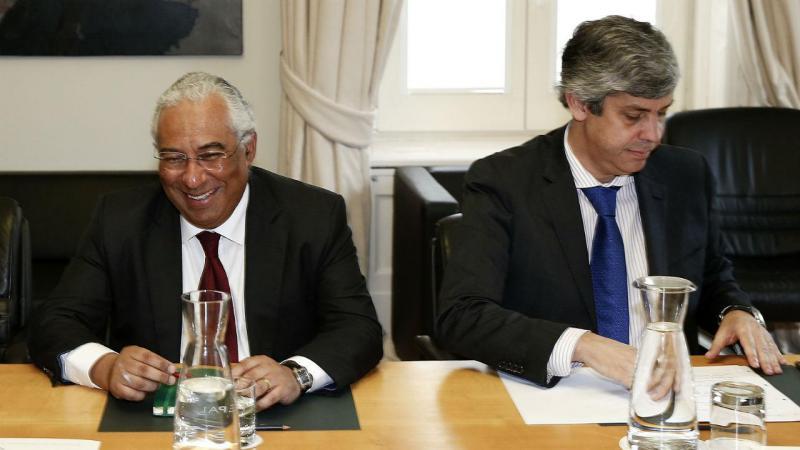 Governo e parceiros sociais (Lusa/António Cotrim)