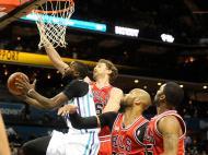 Chicago Bulls vs Charlotte Hornets (REUTERS)