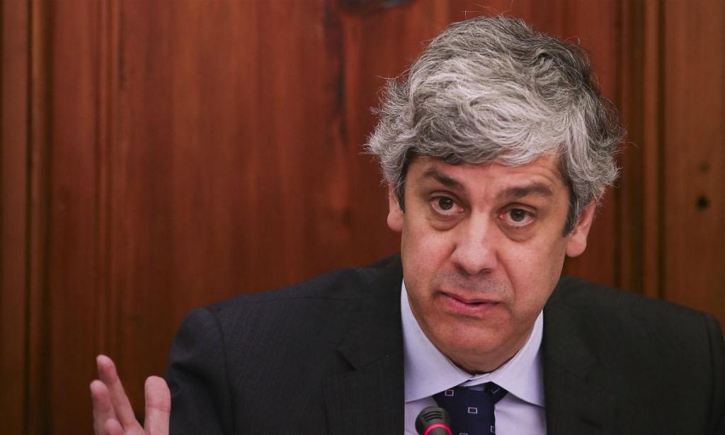 Mário Centeno (Mário Cruz/Lusa)