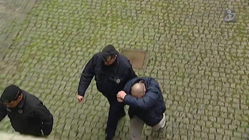 Póvoa de Varzim: matou quatro pessoas e ficou em silêncio em tribunal
