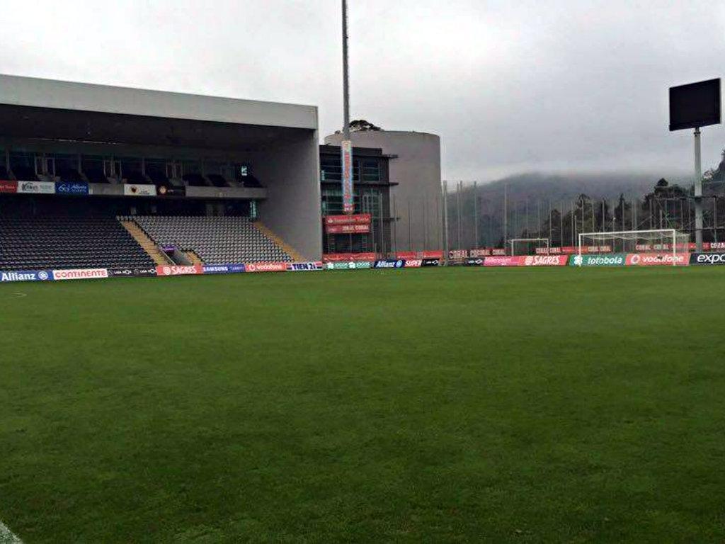 12º: Estádio da Madeira, Nacional. Média na Liga 2016/17: 2.716 espectadores.