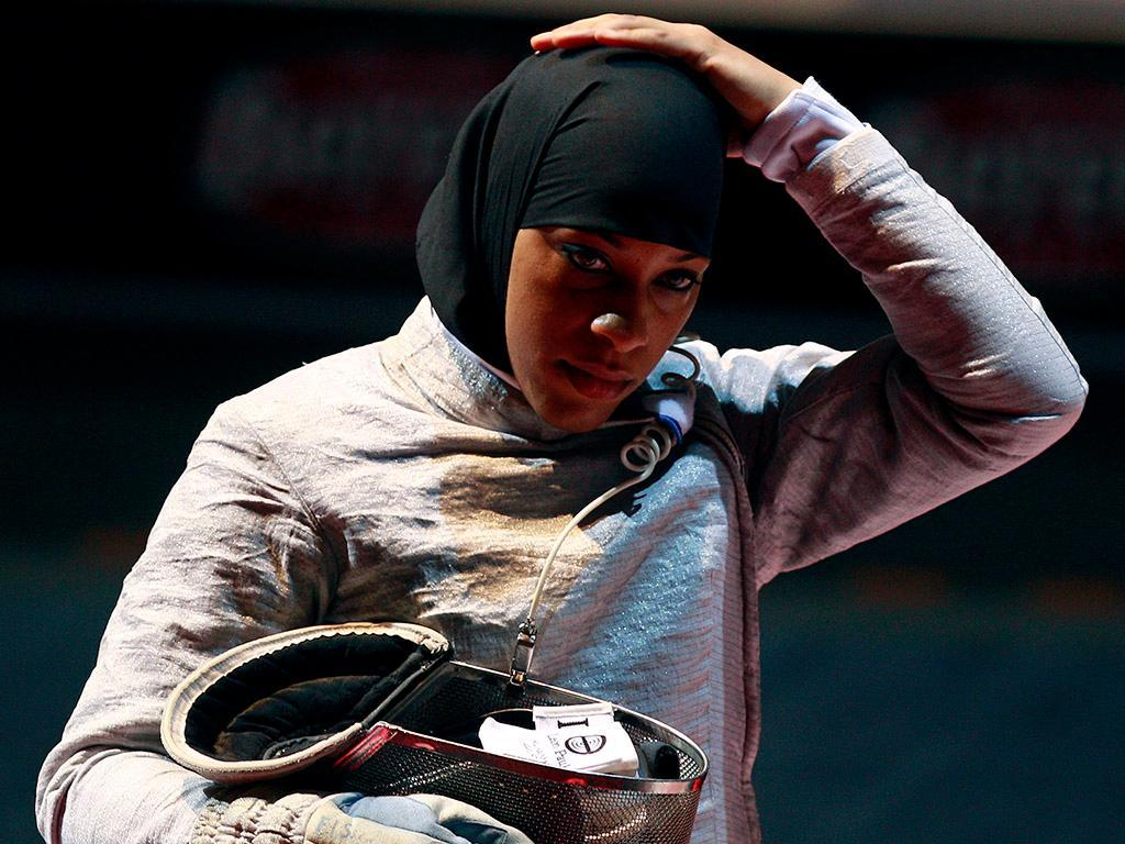 Ibtihaj Muhammad (Reuters)