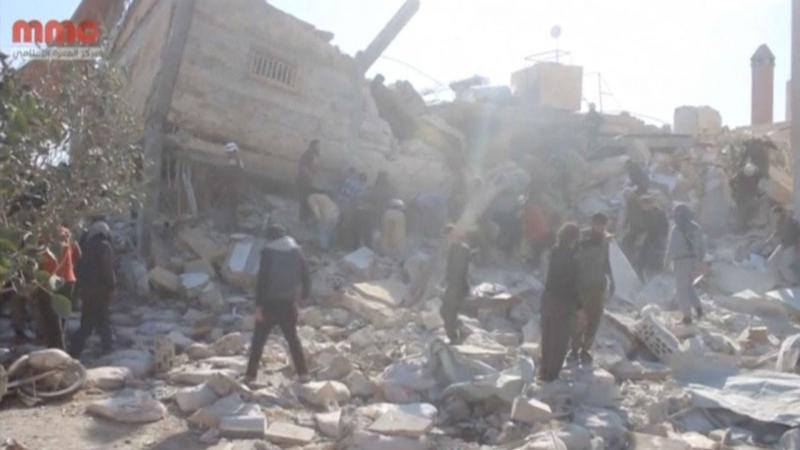Hospital dos Médicos Sem Fronteiras alvo de ataques