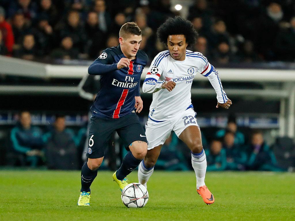 PSG-Chelsea (Reuters)