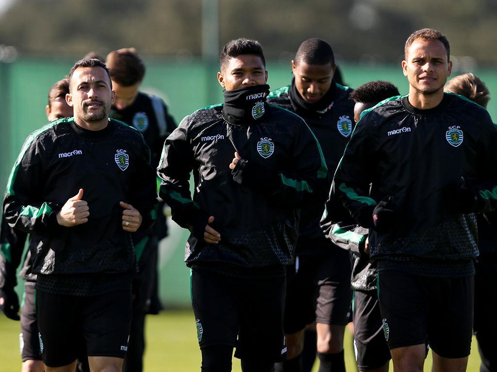 Sporting prepara embate com o Leverkusen