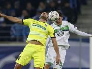 Gent-Wolfsburgo (Reuters)