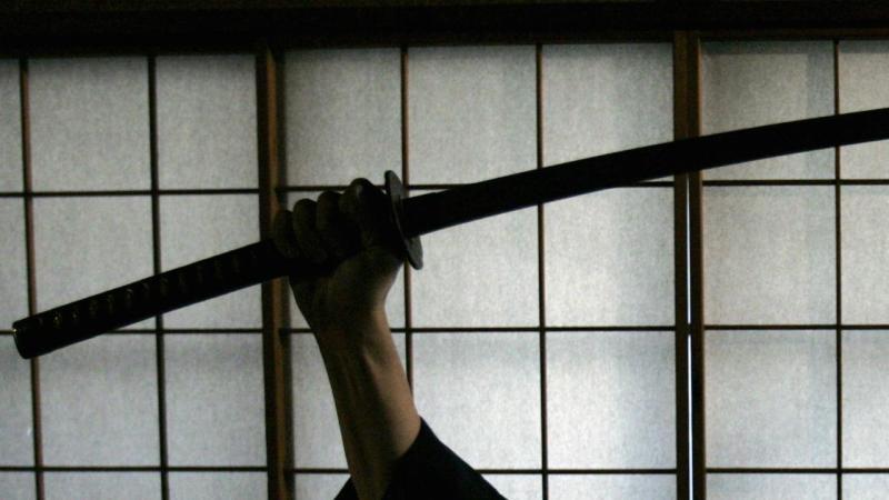 Espada de Samurai (Foto: Reuters/arquivo)