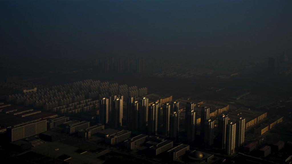 Haze in China