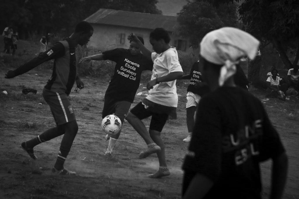 Ebola Survivors Football Club