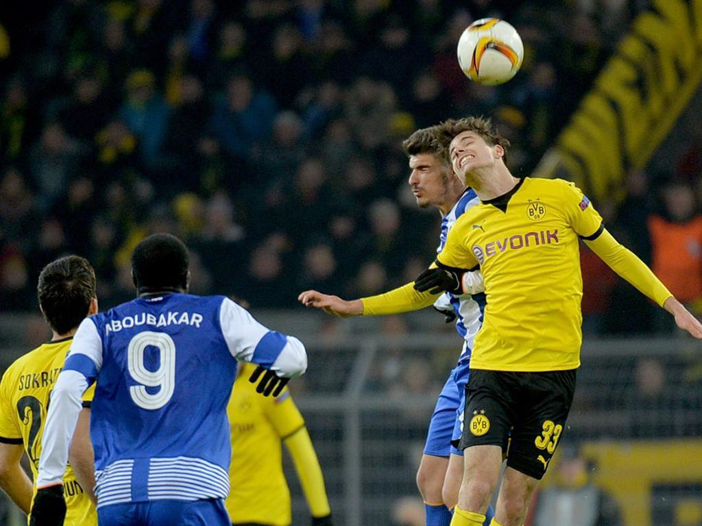 Dortmund-FC Porto (Lusa)