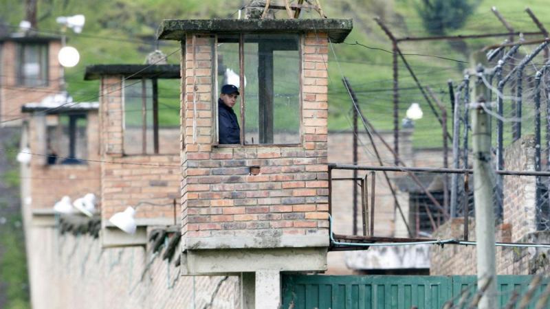 Prisão na Colômbia