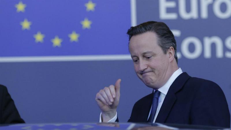 Líderes europeus discutem permanência do Reino Unido na UE (Fotos: Lusa/EPA)