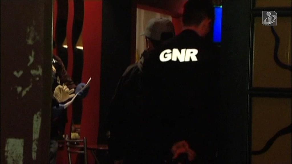 GNR deteve onze pessoas em Pombal