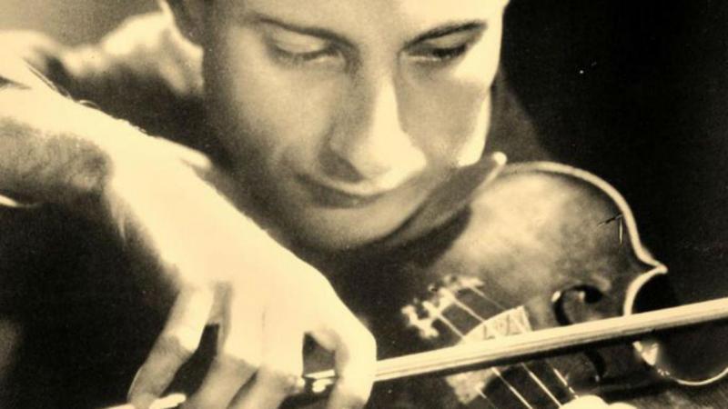 Violinista Vasco Barbosa