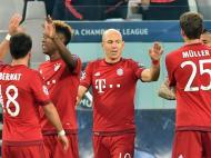 Juventus-Bayern Munique (Lusa)