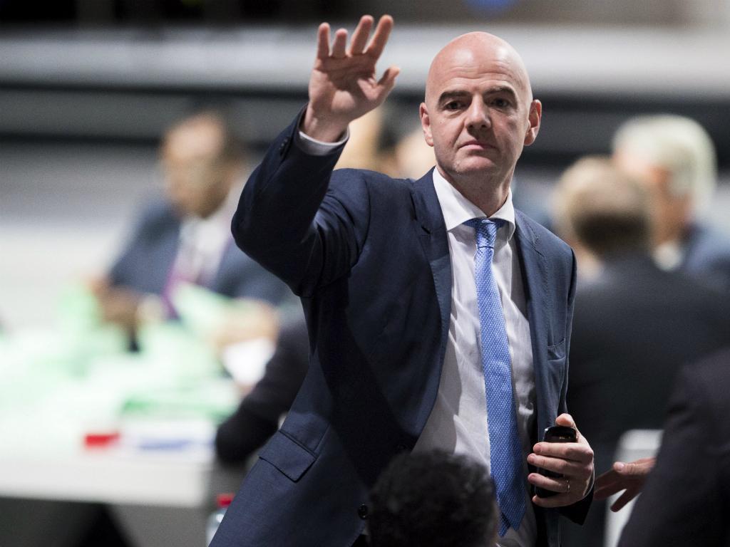 Gianni Infantino, o novo presidente da FIFA
