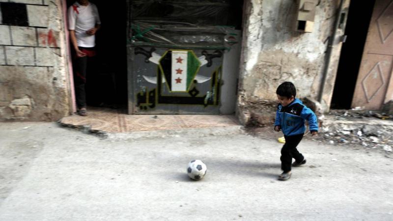 Cessar-fogo na Síria (EPA)