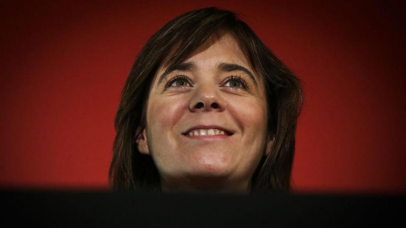 Catarina Martins (Mário Cruz/Lusa)