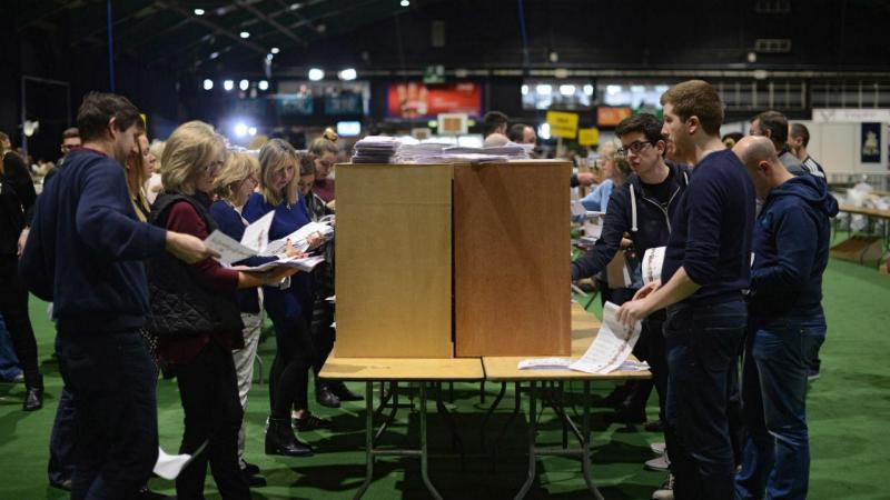 Eleições na Irlanda (EPA)