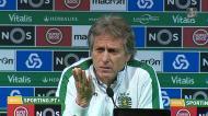 «Qual é a única equipa em Portugal que ganhou um título? Não valeu?»