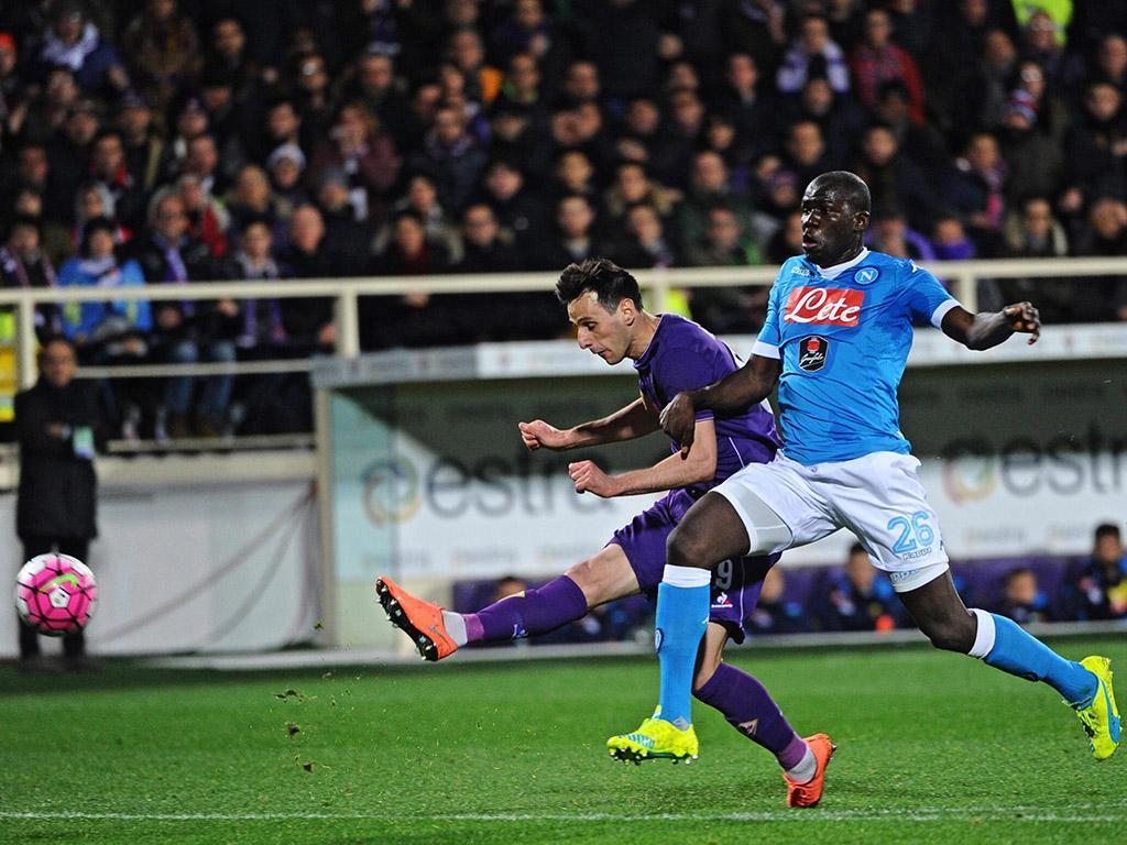 Fiorentina-Nápoles (Lusa)