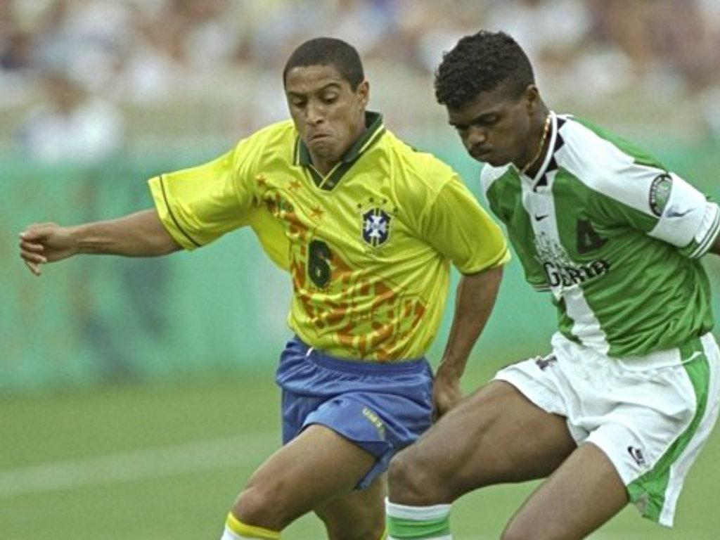 Nigéria-Brasil, 1996