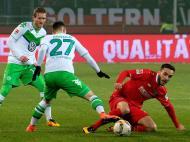 Hannover 96 vs Wolfsburg (EPA)