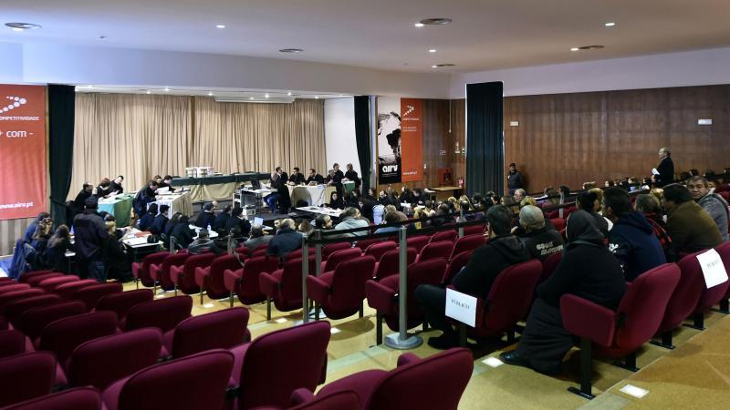 Início do julgamento dos 55 acusados de tráfico de droga em Viseu