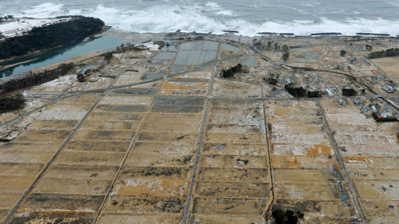 Cinco anos depois do maremoto do Japão