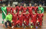 Futsal: seleção sub-19