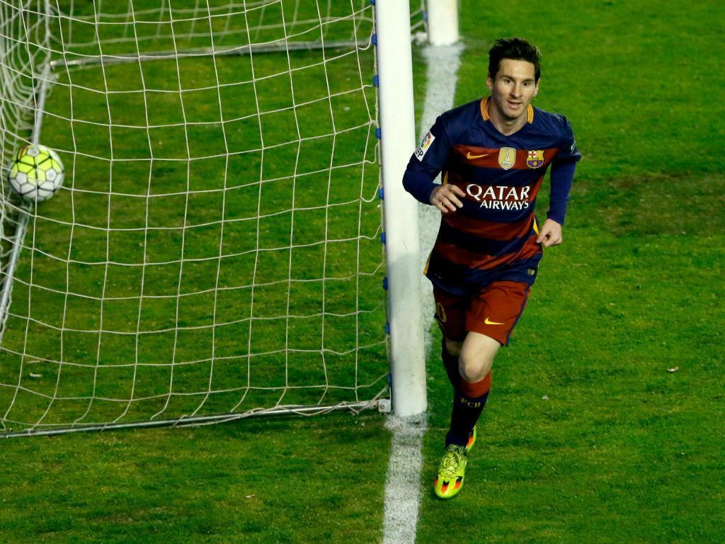 Leo Messi (Barcelona) - 25 golos, 50 pontos