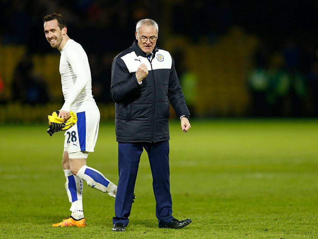 Claudio Ranieri (Reuters)