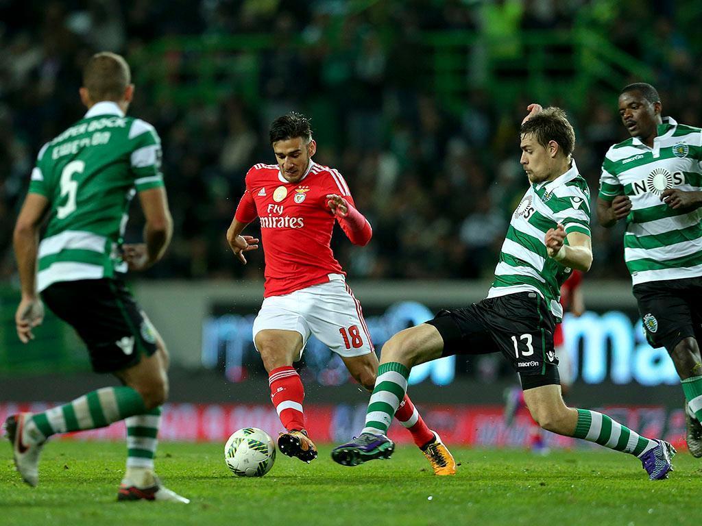 Benfica e Sporting: duelo começa nas redes sociais