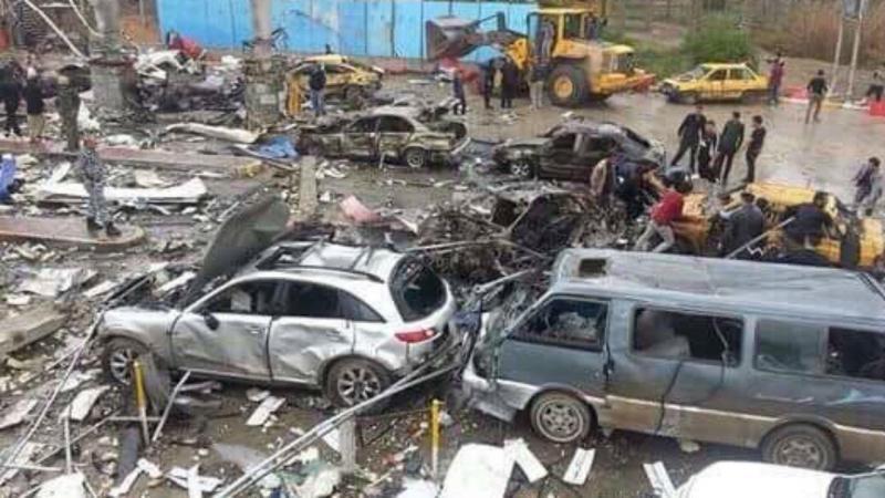 Iraque: Carro armadilhado explode em Hilla