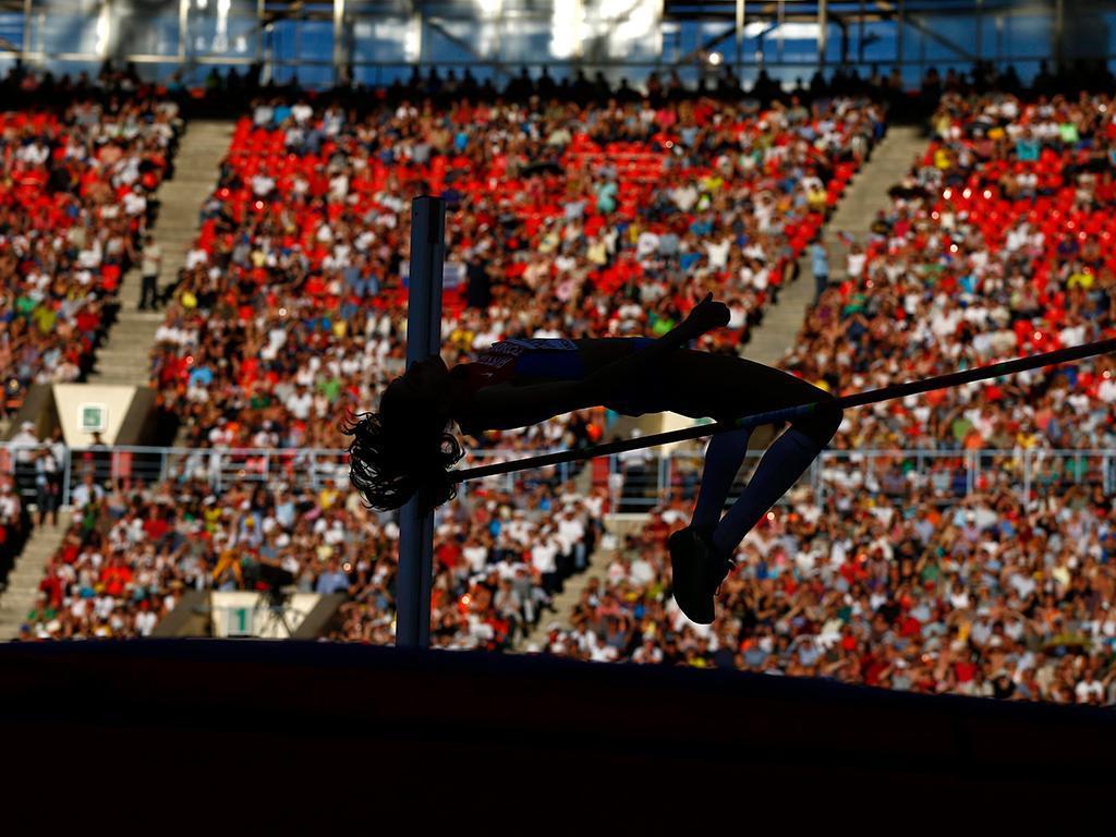 Salto em altura (Reuters)