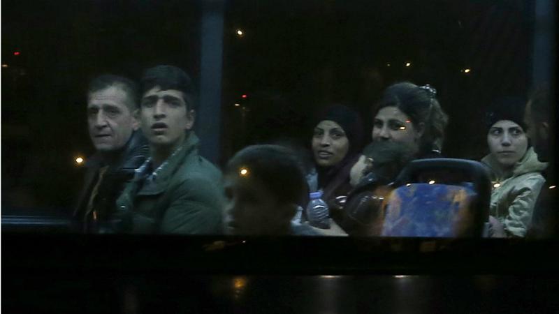 64 refugiados chegam a Portugal