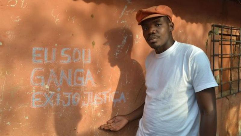 Ativista angolano Nuno Dala
