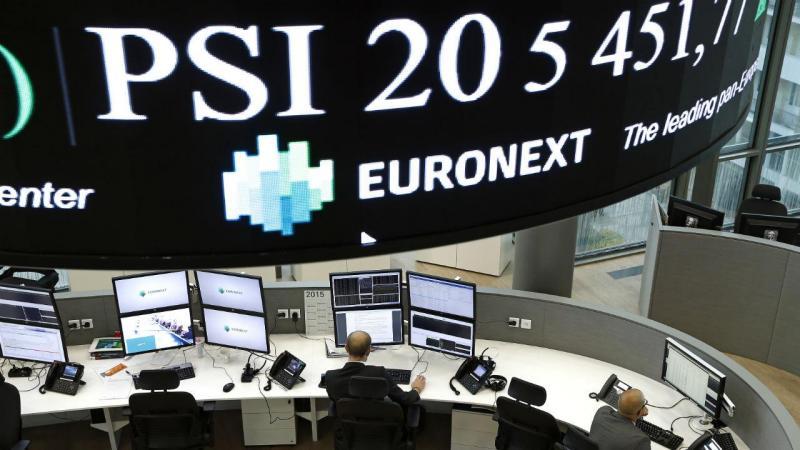 PSI20 (Fonte: Reuters)