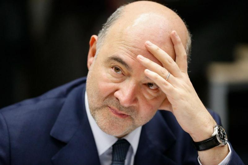 Pierre Moscovici (Fonte: EPA)