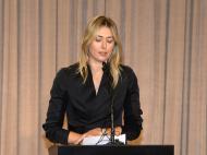 Maria Sharapova admite doping