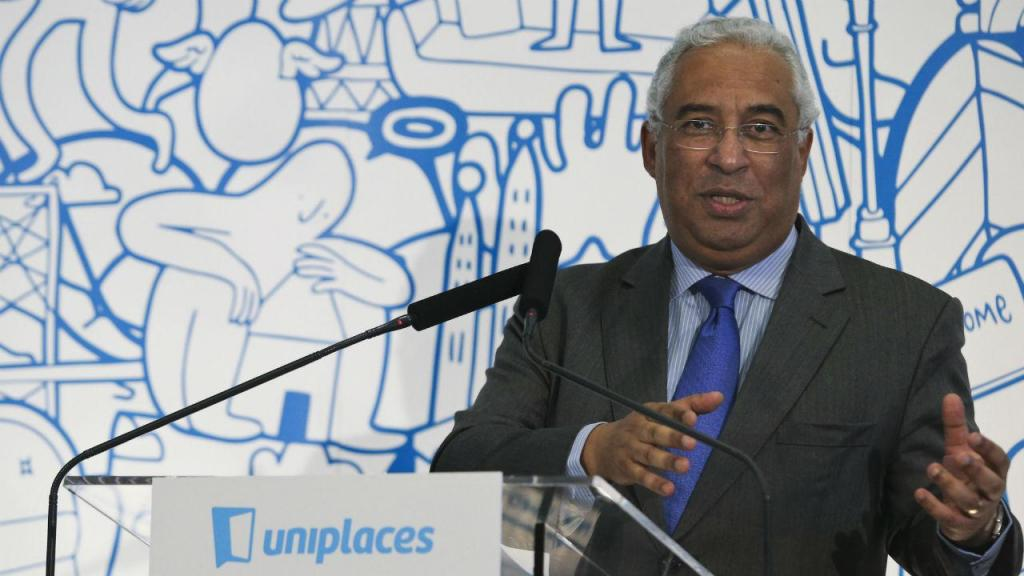 António Costa (Miguel A. Lopes/Lusa)