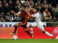 Real Madrid-Roma (Reuters)